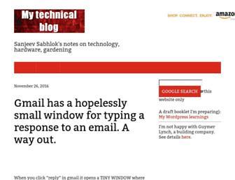 technical.sabhlokcity.com screenshot