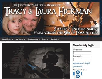 Thumbshot of Trhickman.com