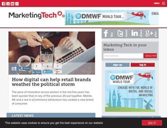 marketingtechnews.net screenshot