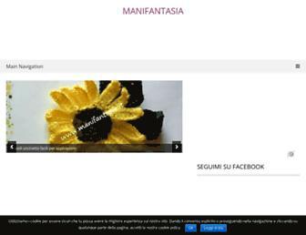 manifantasia.it screenshot