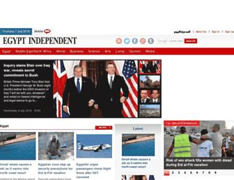 Thumbshot of Egyptindependent.com