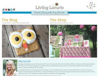 Thumbshot of Livinglocurto.com