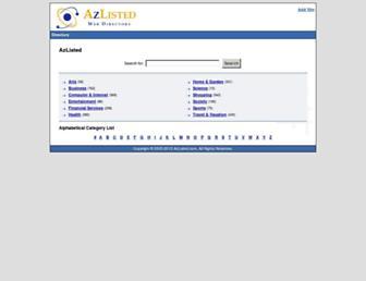 Thumbshot of Azlisted.com