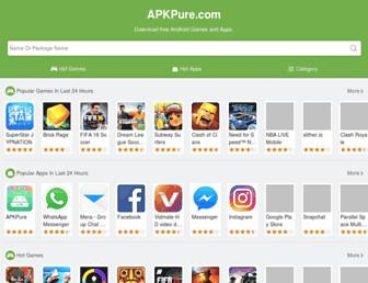 m.apkpure.com screenshot