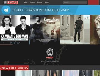 irantunez.com screenshot