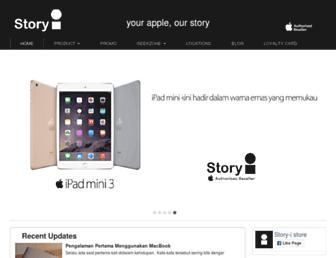 story-i.com screenshot