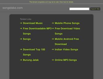 songstake.com screenshot