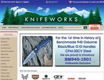 Thumbshot of Knifeworks.com