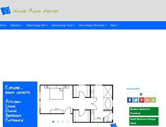 houseplanshelper.com screenshot