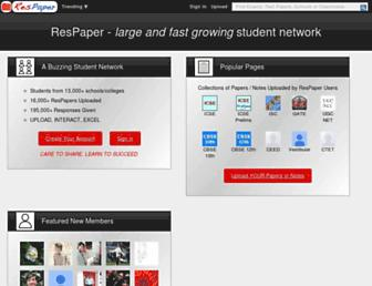respaper.com screenshot