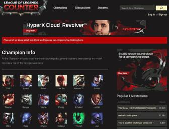 Thumbshot of Lolcounter.com
