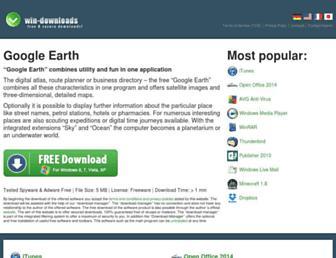 Thumbshot of Win-downloads.com