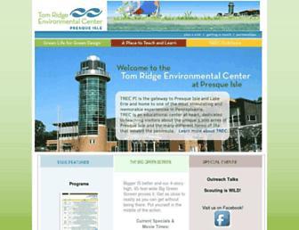 trecpi.org screenshot
