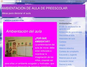espaciosdeapredizajes.blogspot.com screenshot
