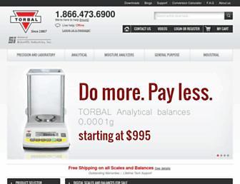 torbalscales.com screenshot