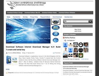 indo-downloadsoftware.blogspot.com screenshot