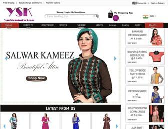 Thumbshot of Yourshoppingkart.com