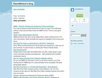 owenminton.typepad.com screenshot