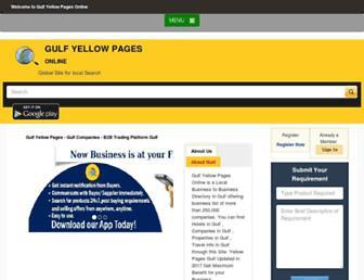 gulfyp.com screenshot