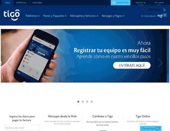 tigo.com.co screenshot