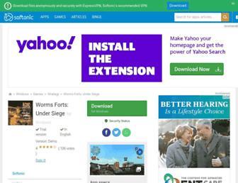 worms-forts-under-siege.en.softonic.com screenshot