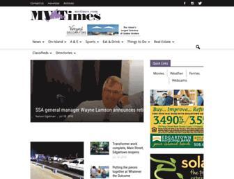 Thumbshot of Mvtimes.com