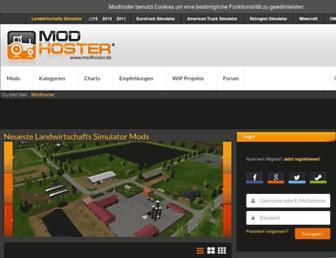 Thumbshot of Modhoster.de