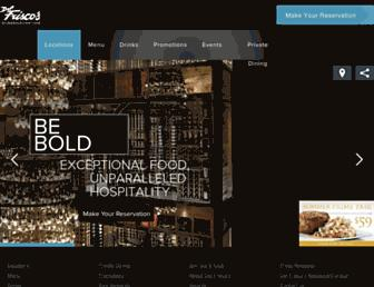 Thumbshot of Delfriscos.com