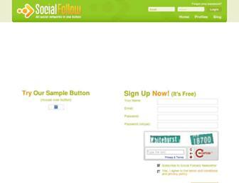 Thumbshot of Socialfollow.com