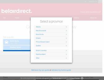 Thumbshot of Belairdirect.com