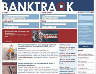 banktrack.org screenshot