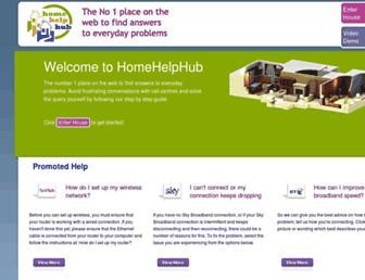homehelphub.com screenshot