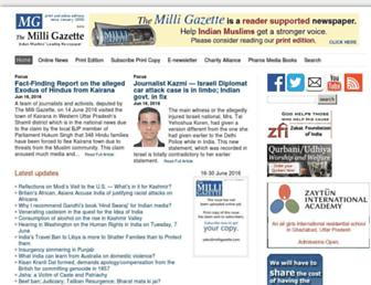 Thumbshot of Milligazette.com