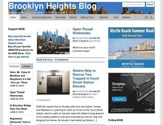 Thumbshot of Brooklynheightsblog.com