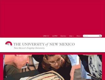 Thumbshot of Unm.edu