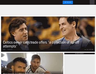 thescore.com screenshot