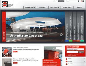 protektor.com screenshot