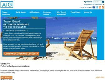 Thumbshot of Travelguard.com