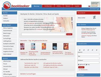 booklooker.de screenshot