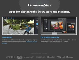 Thumbshot of Camerasim.com