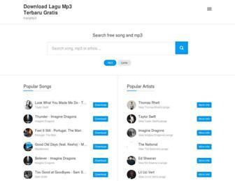 kangmp3.com screenshot
