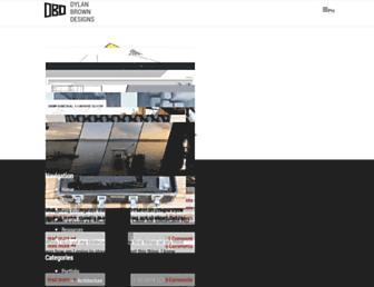 dylanbrowndesigns.com screenshot
