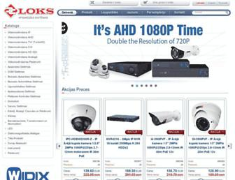 ftp.loks.lv screenshot