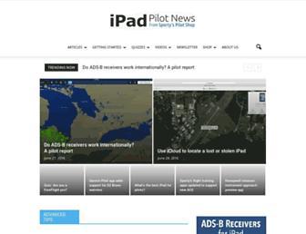 ipadpilotnews.com screenshot