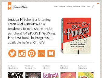 Thumbshot of Jessicahische.is