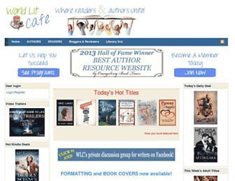 Thumbshot of Worldliterarycafe.com