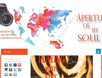 Thumbshot of Apertureofmysoul.com