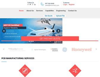 eiconnect.com screenshot
