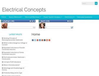 electricalbaba.com screenshot