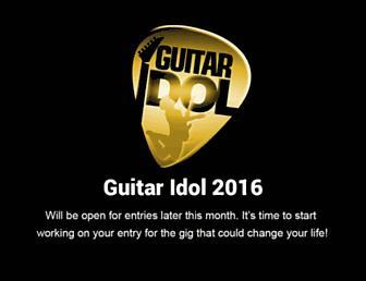 Thumbshot of Guitaridol.tv